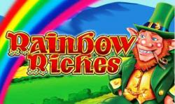 machine a sous Rainbow Riches par Barcrest Games