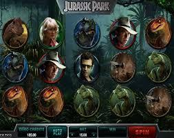 Jurassic Park Microgaming machine à sous