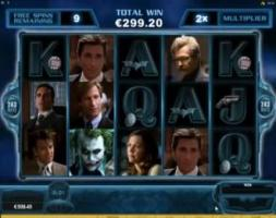 Batman The Dark Knight Microgaming machine à sous