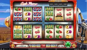 Cash Pump Play'n Go slot