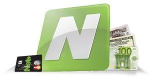 logo neteller carte credit billets