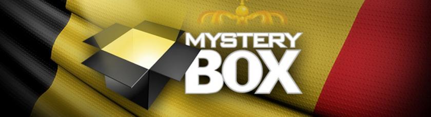 casino belgium mystery box
