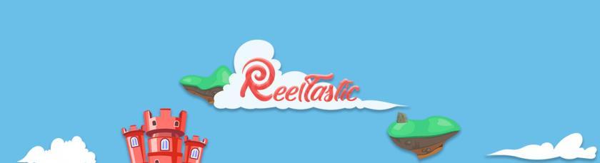 Reeltastic Banner