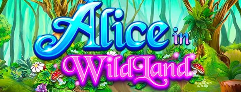 alice in wildland slot