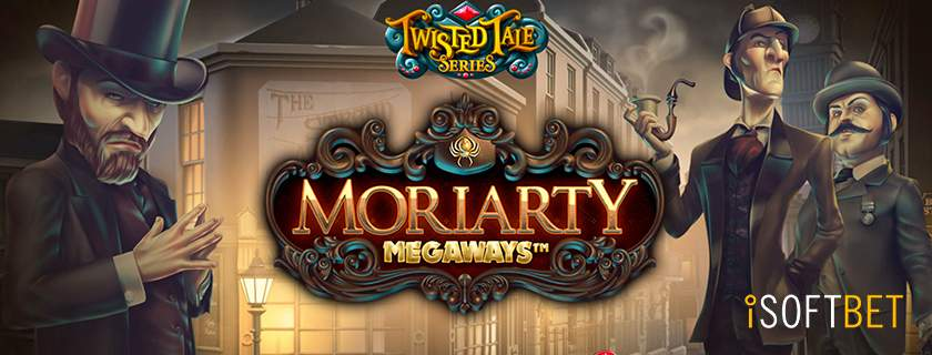 Moriarty Megaways iSoftbet machine à sous